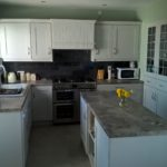 Completed new Madison door Kitchen.